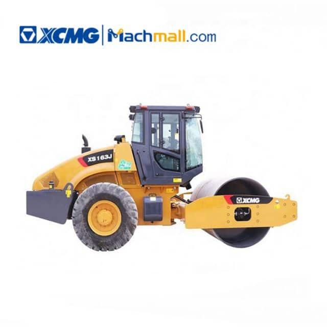 XCMG 16 ton road roller XS163J price