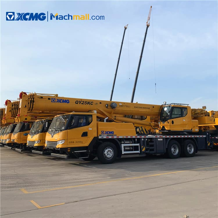 QY25KC crane price | XCMG QY25KC 25 ton mobile crane for sale