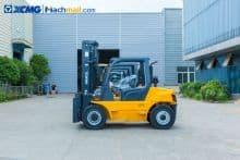 XCMG Schwing HB48K 48m Diesel Concrete Boom Pump Truck for Sale