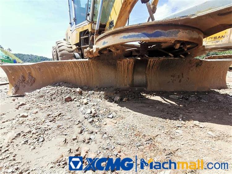 XCMG 180hp GR180 2013 Used Asphalt Soil Motor Graders For Sale