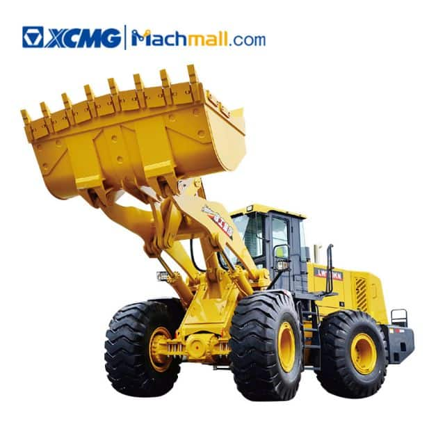 XCMG 7 ton LW700KN compact loader for sale