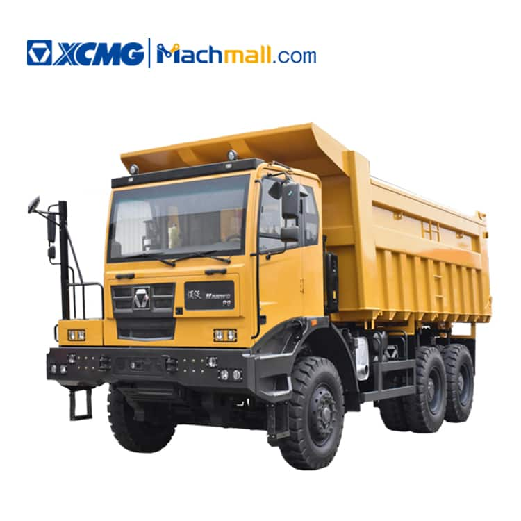 XCMG Mining Dump Truck 6×4 45 ton NXG5650DT Chinese Heavy Truck For Sale