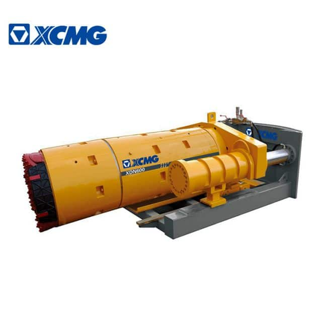XCMG 600mm Hard Rock Pipe Jacking Tunnel Boring Micro Tunneling Machine XDN600