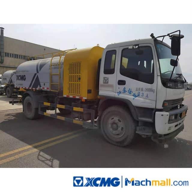 XCMG XZJ5180GQXQ5 9 Ton Low Pressure Used Water Tank Sprinkler Truck For Sale