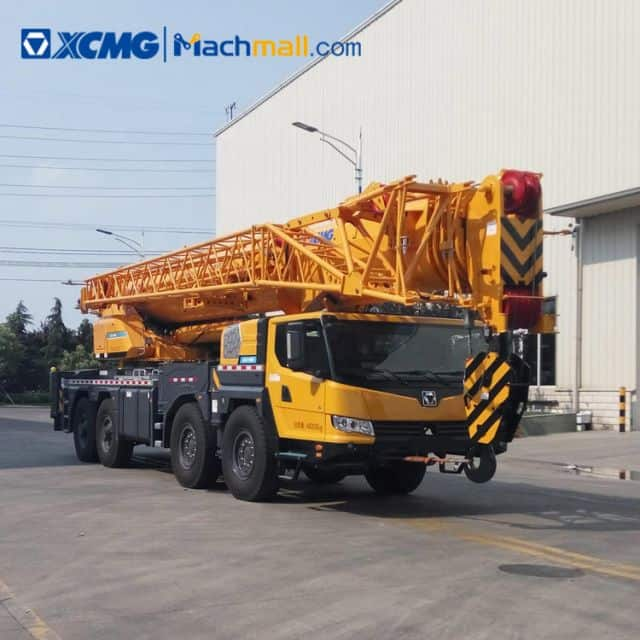 XCMG factory 90 tonne mobile truck crane XCT90L5 for sale
