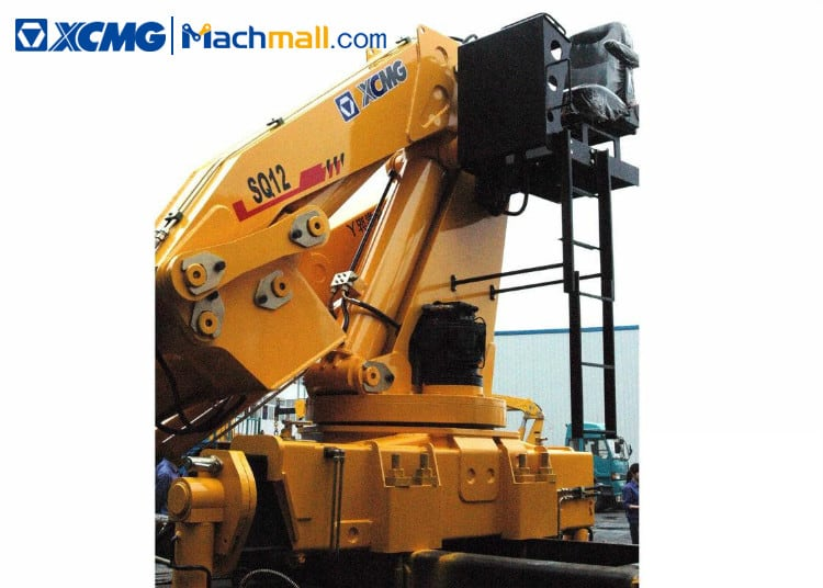 XCMG Official 10 Ton Hydraulic Folding Arm Crane SQ10ZK3Q New Knuckle Boom Crane for Sale