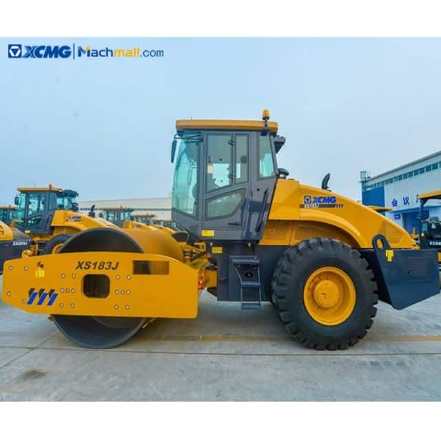 XS183J road roller for sale | XCMG XS183J 18 ton road roller price