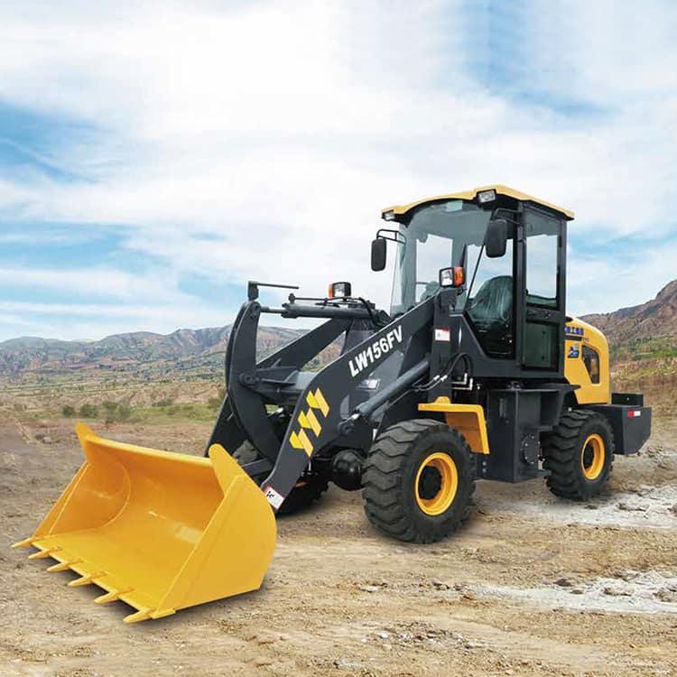 XCMG 2020 New Model LW156FV Wheel Loader For Sale