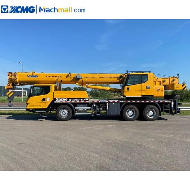XCMG QY25K5A 25 ton truck crane On Sale