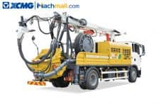 XCMG shotcrete pump truck with HOWO chassis HPC30V price for Myanmar
