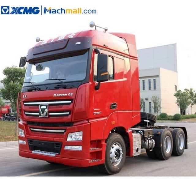 XCMG heavy truck HANVAN tractor truck 6×4 550HP price
