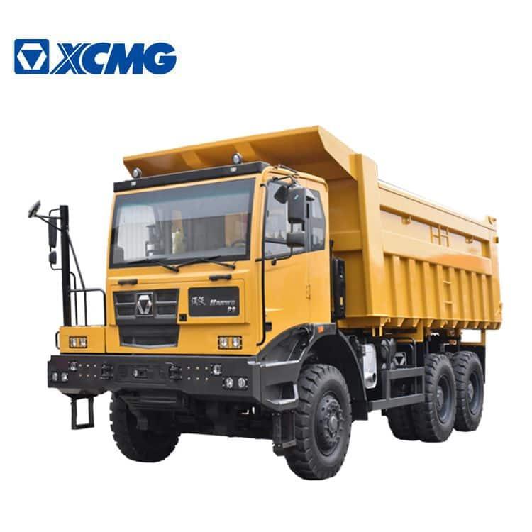 XCMG Official XGA5902D3T 30 ton Intelligent Pilotless Dump Truck for sale