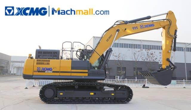 XCMG Official 36 ton Crawler Excavator XE360U price