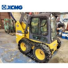 XCMG XC750K 1 ton Mini SkidSteer Tracked Loader With Attachments