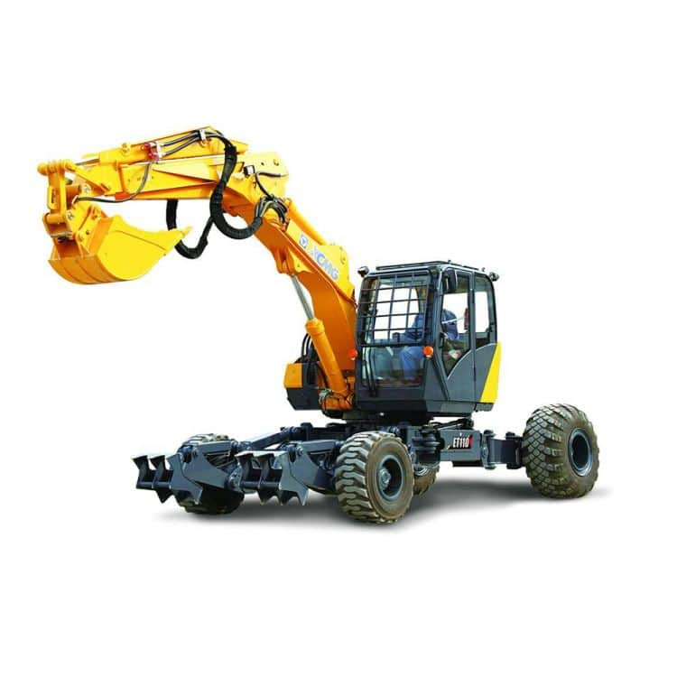 XCMG Official Mountain Excavator for sale (ET110)
