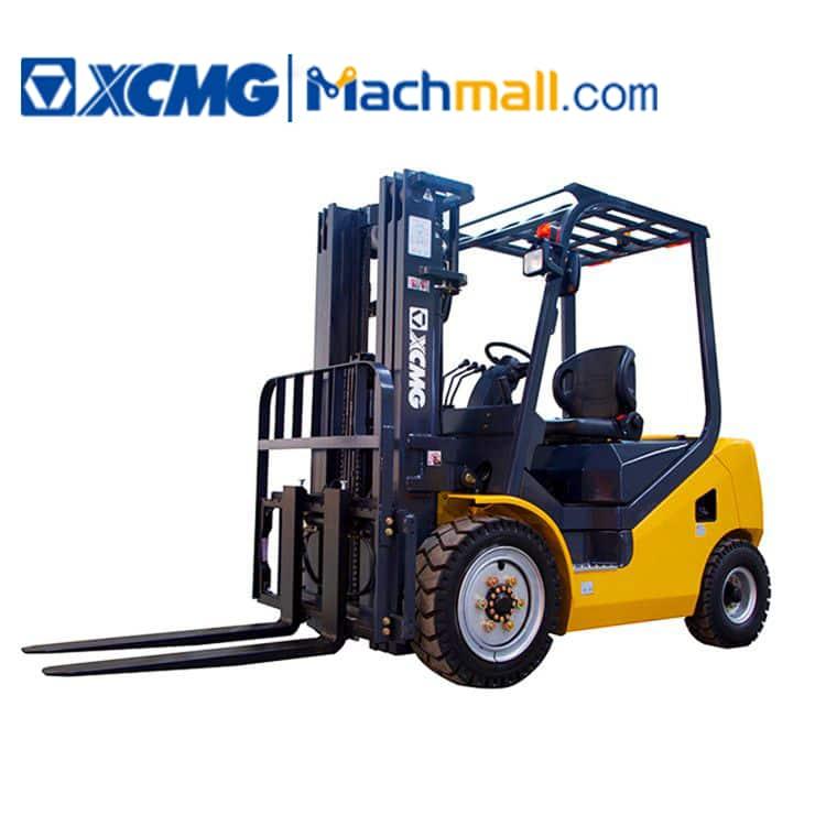 XCMG 2.5 ton Diesel Forklift Truck FD25T Price