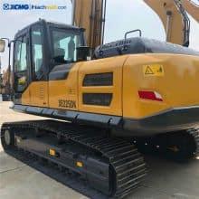 XCMG 22 ton hydraulic excavator machine with excavator accessories price