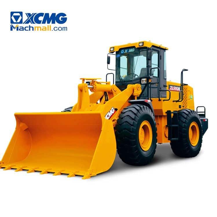 XCMG Loader ZL50GN 5 ton Top Front Loader Price List