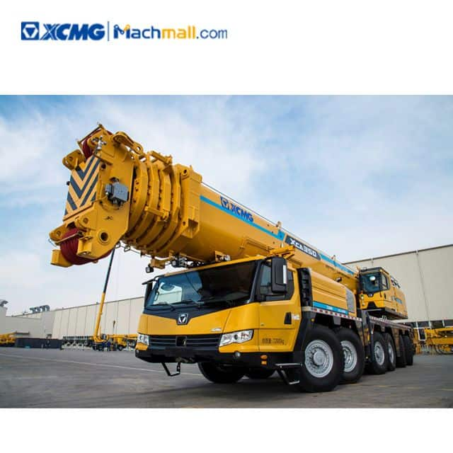 XCMG 350 ton mobile all terrain crane XCA350 for sale
