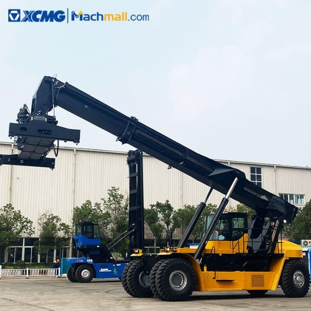 XCMG official new 45 ton reach stacker for containers XCS4531K port machine price