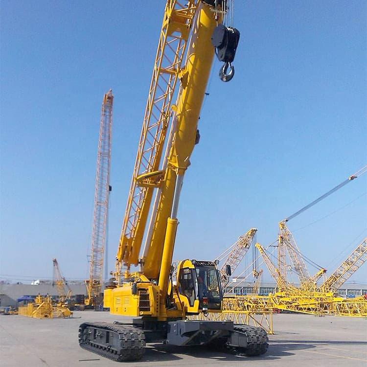 XCMG official 25 ton XGC25T mini crawler crane telescopic arm for sale