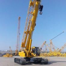 XCMG Official XGC25T 25 Ton Hydraulic Telescopic Boom Crawler Crane Price
