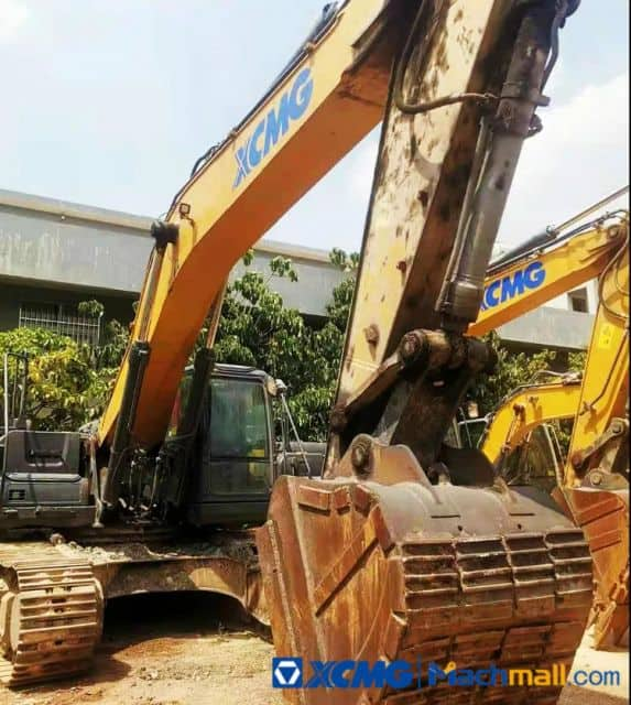 XCMG Used 40t Excavator Machine XE370D For Sale