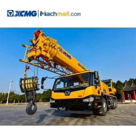 XCMG official 25 ton hydraulic mobile truck cranes QY25K5-II price