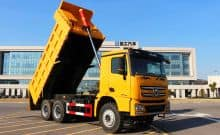 XCMG 40ton 6x4 NXG3250D5NC tipper dump truck for sale