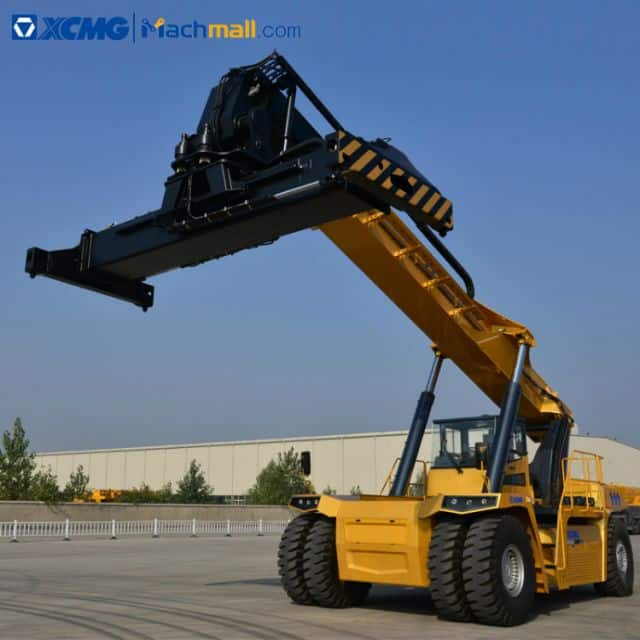 China XCMG 45 ton 9m reach stacker for 20ft container price