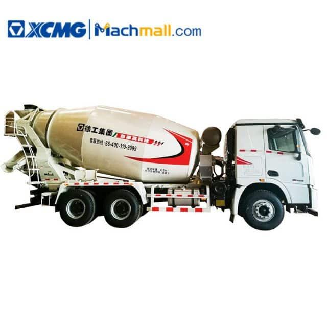 XCMG Manufacturer G10K Concrete Mixer 10m³ cement mixer for sale