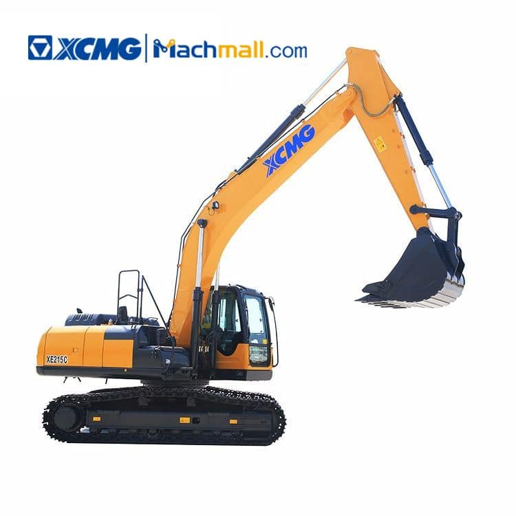 XCMG XE215C 21 ton Hydraulic Excavator With Pdf Specification Price