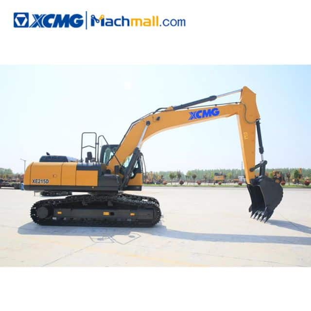 XCMG Official 20 ton Crawler Excavator XE215DA For Sale