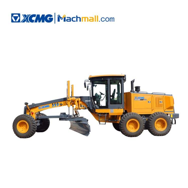 XCMG official 240HP China motor grader GR2405 for sale