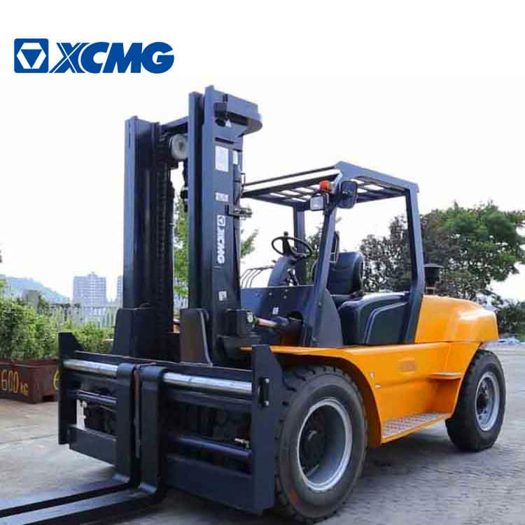 XCMG Official 5 Ton Diesel Forklifts FD50T China Warehouse Forklift For Sale