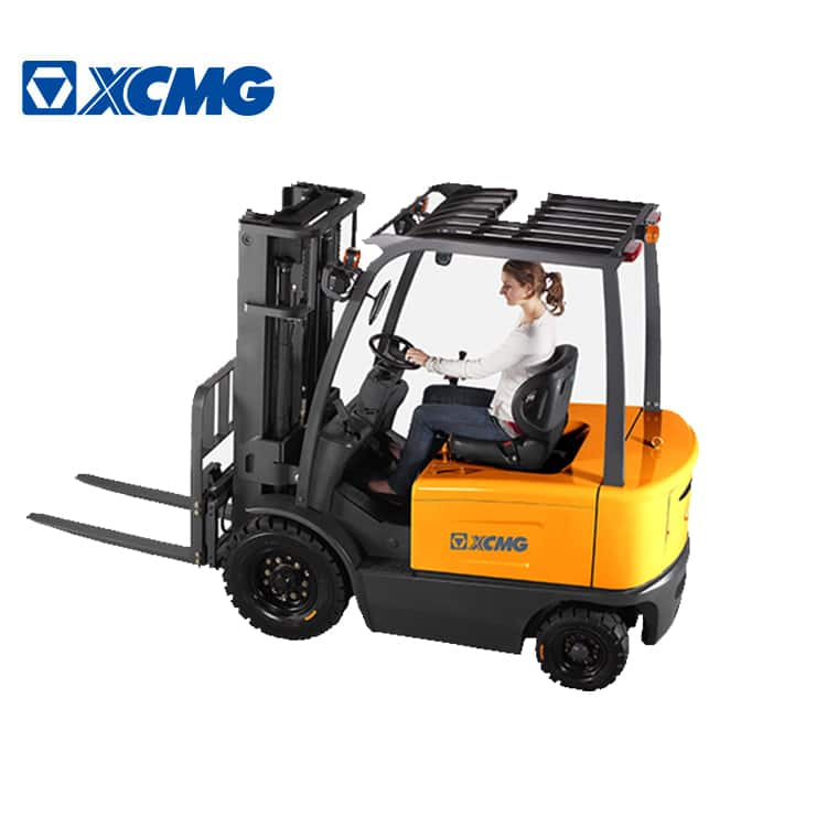 XCMG new 10 ton forklifts FD100T China diesel forklift truck machine with Japan Engine for sale