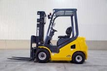 XCMG Official 1.5 Ton Portable Mini Diesel Forklift Truck FD15T Price