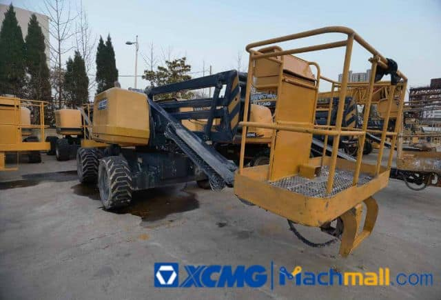 XCMG Used Man Lift 20m GTBZ14 2016 For Sale