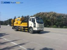 XCMG 4×2 road maintenance vehicle XLY103TB for sale