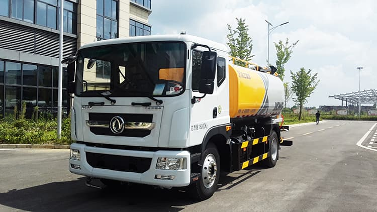 XCMG Official Multifunction High and Low Pressure Water Sprinkler Truck for sale