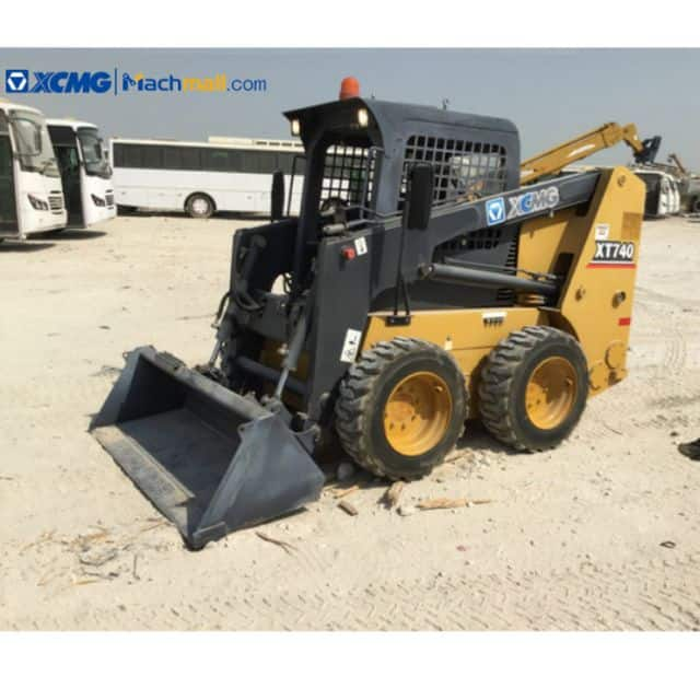 skid loader for sale - Chinese 1 ton mini skid loader with multifunction attachment price