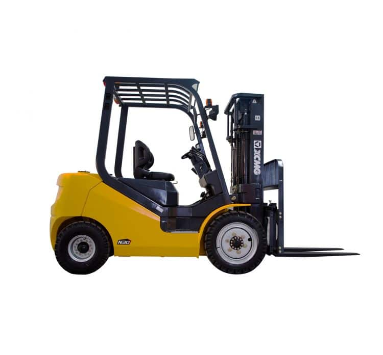XCMG Official 3-3.5T Diesel Forklift for sale