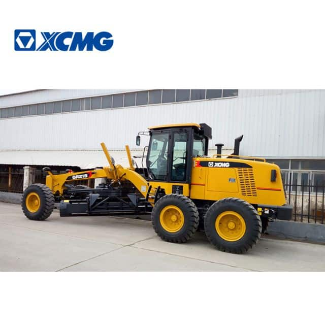 XCMG official 215HP small road motor grader GR215 for sale