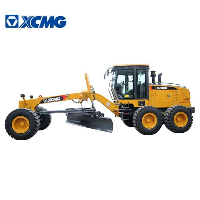 XCMG Official 180hp motor graders GR180 grader motor for sale