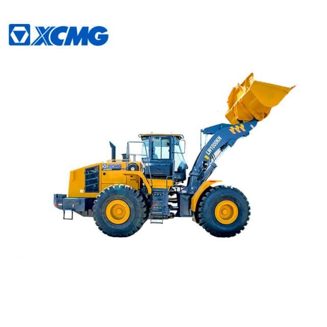 XCMG official manufacturer 10 ton wheel loader LW1000KN China new front wheel loaders machine price