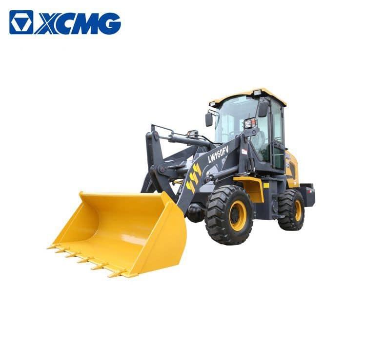 XCMG Official 1.6ton Wheel Loader LW160FV