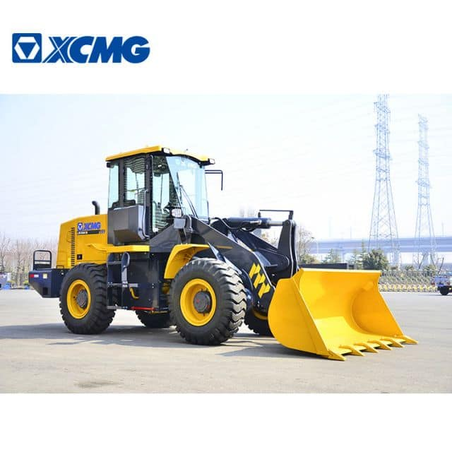 XCMG Official 3 ton small front wheel loader LW300KN for sale