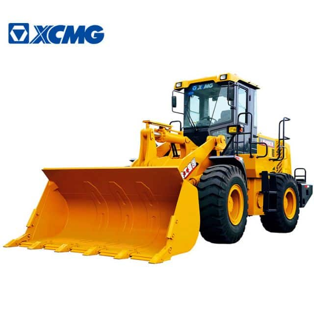 XCMG Original Factory 4 ton front end loaders LW400KN Chinese front wheel loader for sale