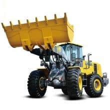 XCMG Official LW600KN Wheel Loader in stock 2016