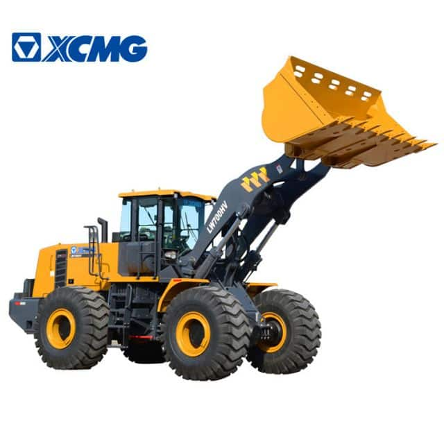 XCMG Original Factory 7 ton Loaders LW700HV Chinese wheel loader price